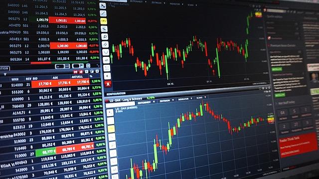 Segnali di trading su azioni di Borsa